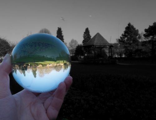 Crystal ball Photography – 7 tips to get you started.